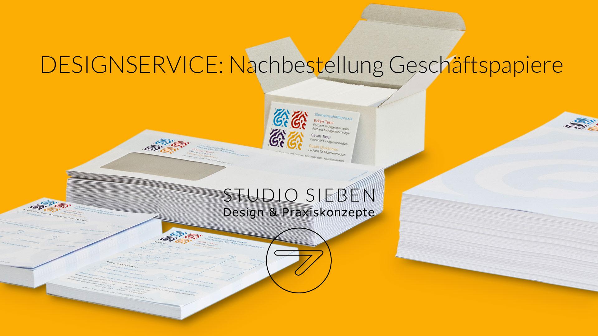 praxis-haz-duis-nachbestellung-designservice-geschaeftspapiere-studio-7-hamburg