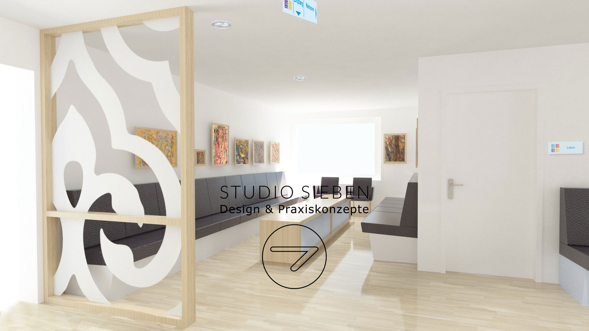 praxis haz duisburg inneneinrichtung 01 studio 7 hamburg. Black Bedroom Furniture Sets. Home Design Ideas